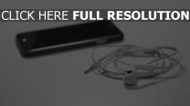 kopfhörer smartphone iphone