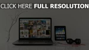 kopfhörer monster beats ipad laptop