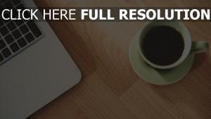 tasse kaffee macbook apple