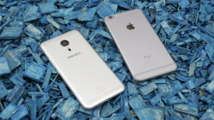 iphone 6s plus apple pro meizu 5