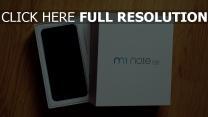 m1 note smartphone meizu