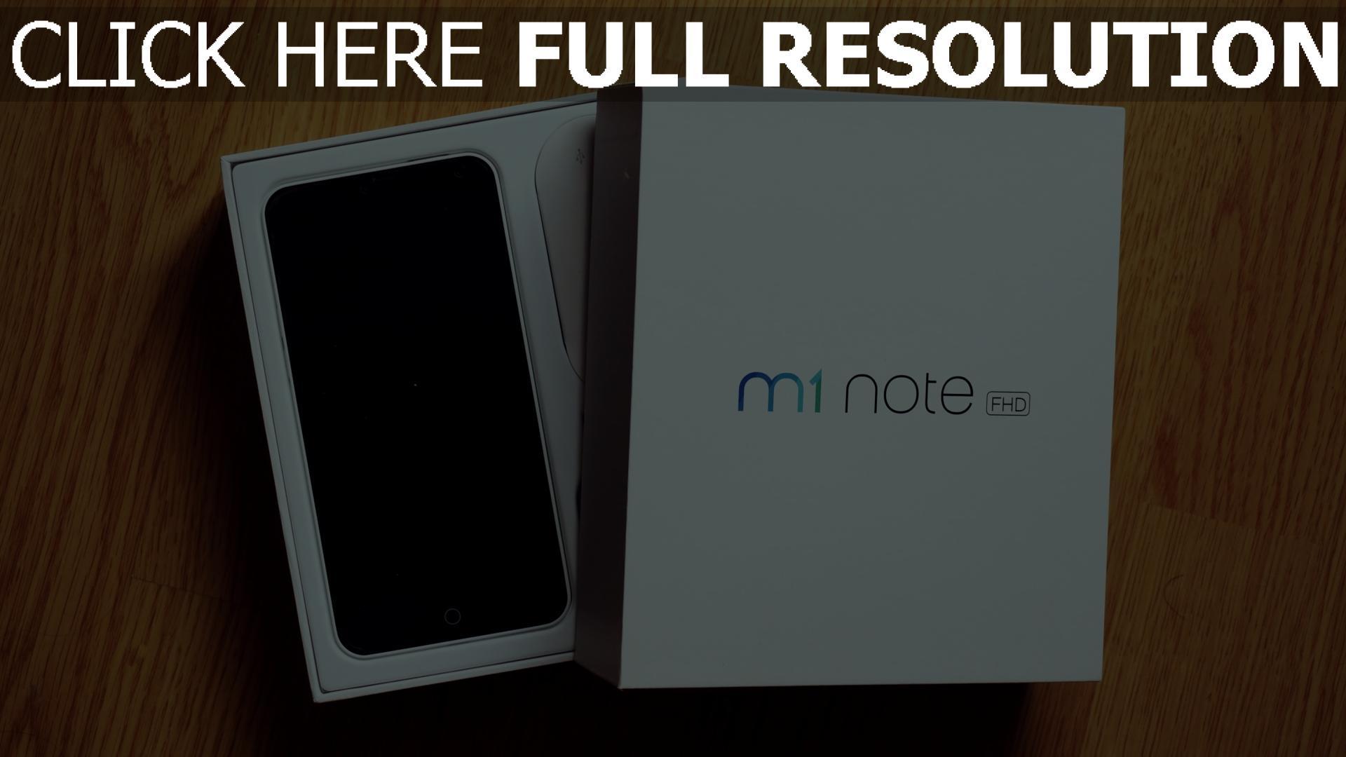 hd hintergrundbilder m1 note smartphone meizu 1920x1080