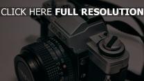 minolta retro kamera