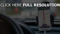 smartphone auto navigation