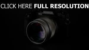 kamera olympus linse