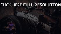 logo kamera olympus