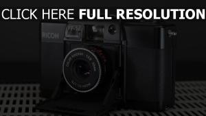 objektiv ricoh ff 1s kamera