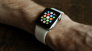 smartwatch armbanduhr apfel