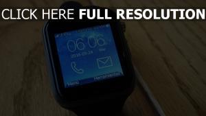 armbanduhr gadget smartwatch