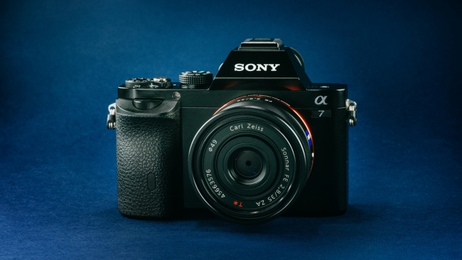 hd hintergrundbilder sony kamera a7