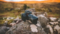 steine objektiv kamera sony