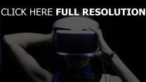 playstation vr virtuelle realität sony playstation