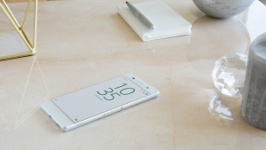 smartphone xperia tisch sony touch-screen