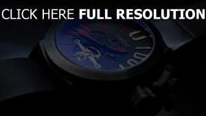 zifferblatt u-boat armbanduhr strap
