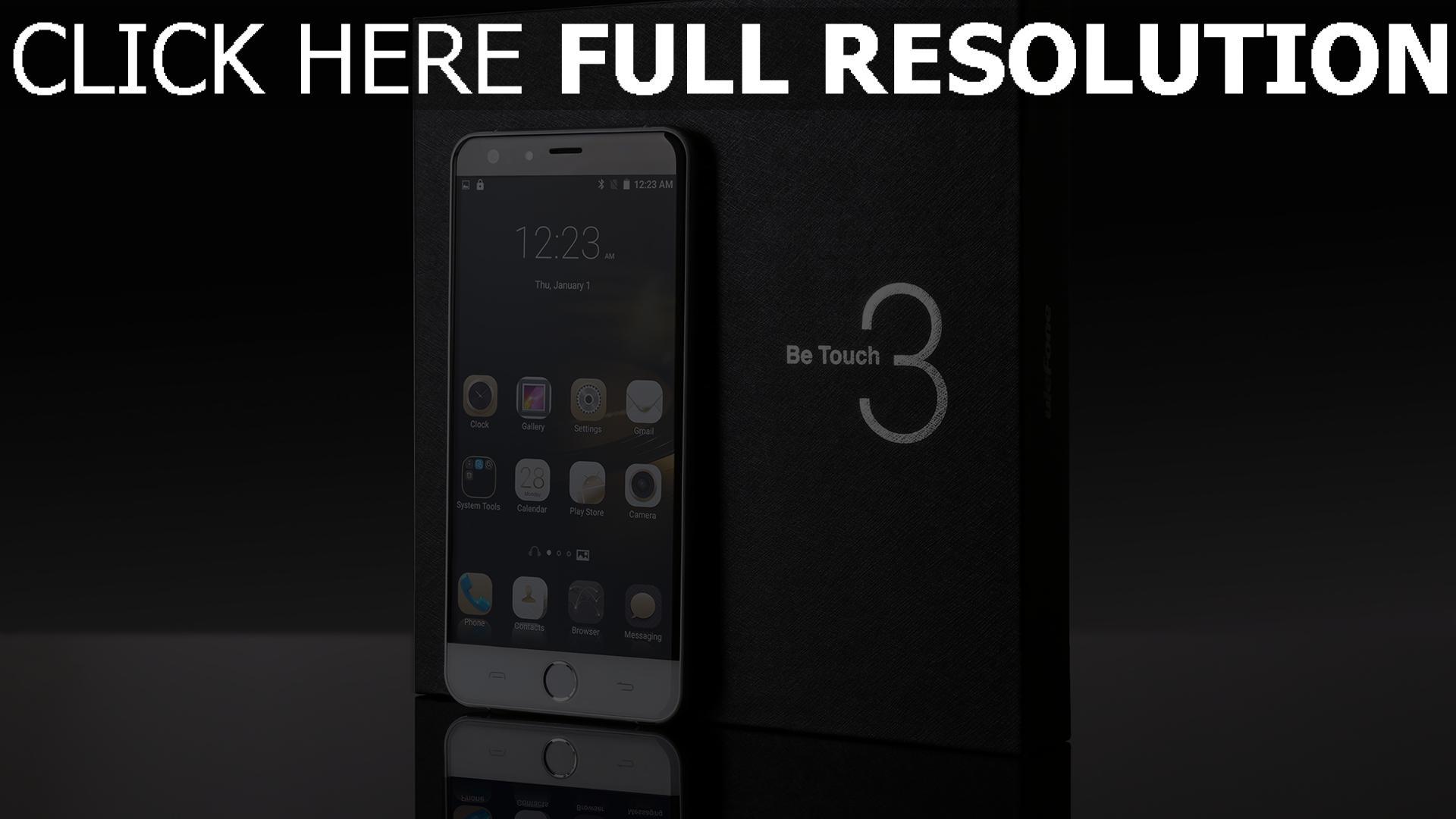 hd hintergrundbilder smartphone be touch 3 ulefone 1920x1080