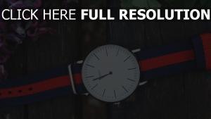 band stilvoll armbanduhr blumen