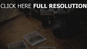 retro kamera zenit karte fotos