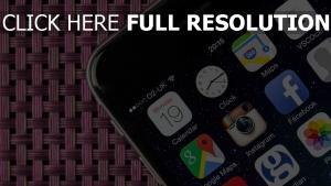 6 iphone display smartphone apple