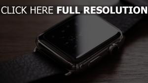 armband armbanduhr apple uhr