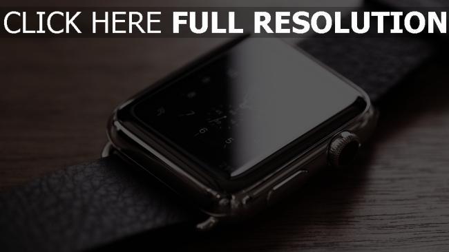 hd hintergrundbilder armband armbanduhr apple uhr