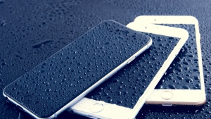 apple smartphone iphone 6 tropfen