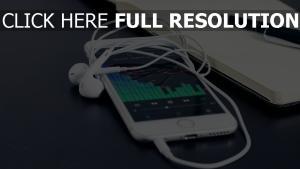 apple ohrhörer smartphone iphone