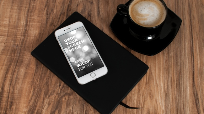 hd hintergrundbilder smartphone kaffeetasse iphone apple