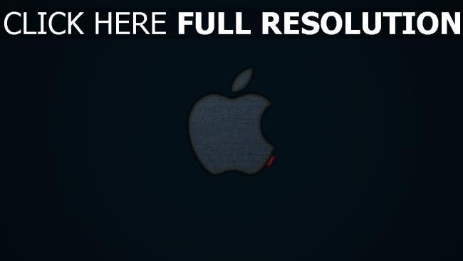 hd hintergrundbilder mac logo jeans marke apple
