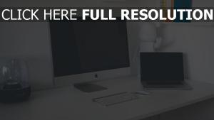 imac apple macbook