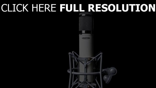 hd hintergrundbilder profi avantone bv 12 mikrofon