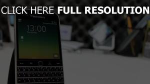 blackberry smartphone klassisch