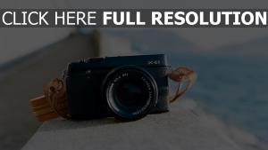 objektiv kamera blur