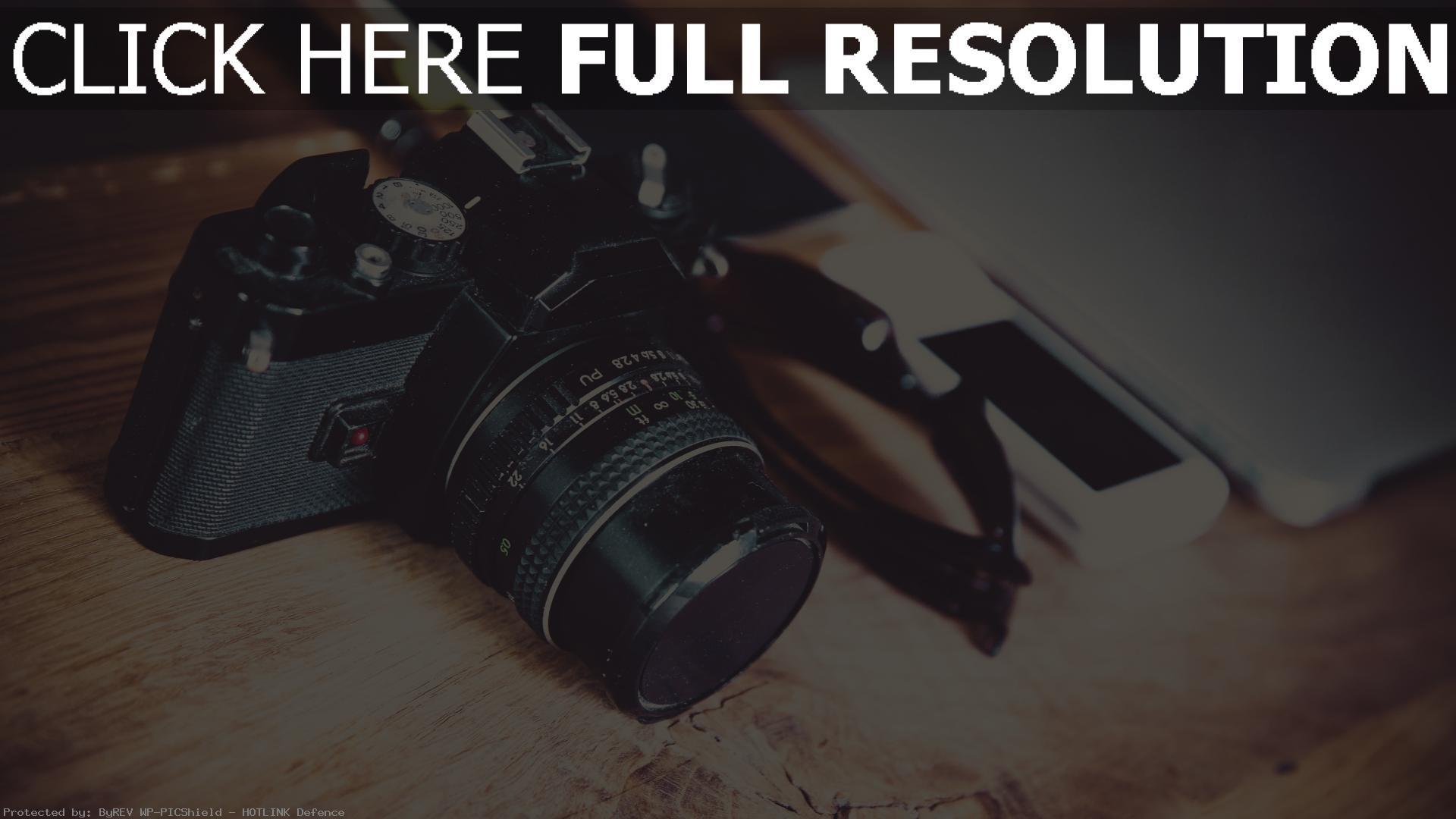 hd hintergrundbilder spiegel linsen kamera 1920x1080