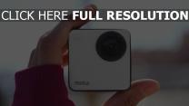 mini mokacam kamera