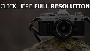 kamera canon linse