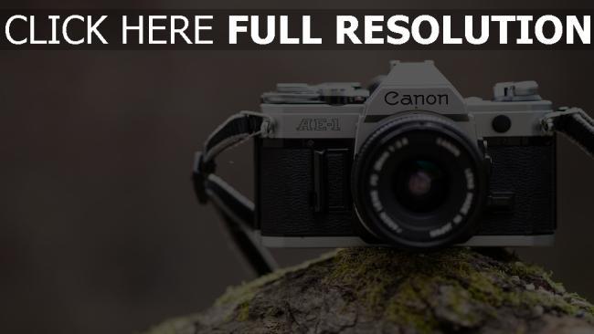 hd hintergrundbilder kamera canon linse