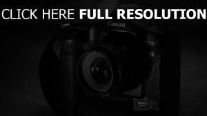 objektiv kamera canon schwarz