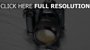 kamera  linse canon