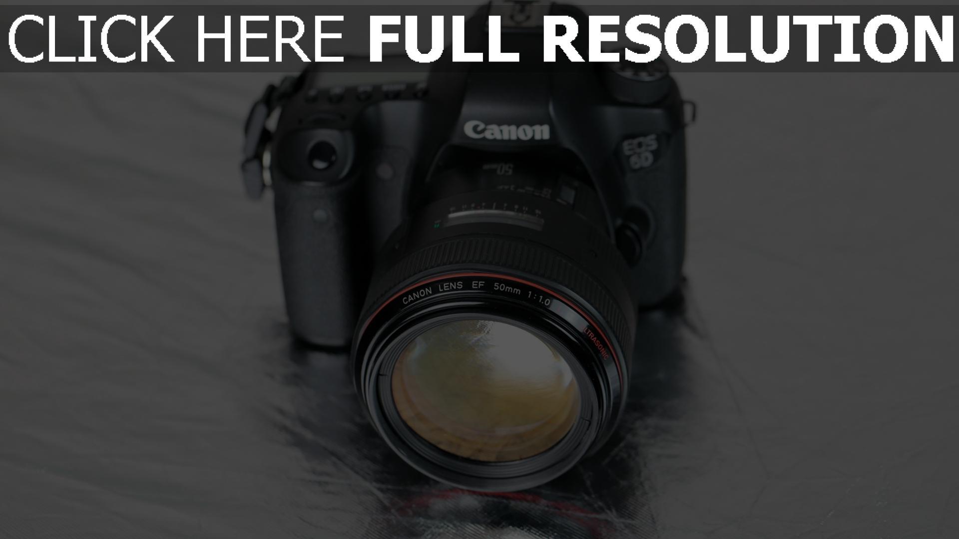 hd hintergrundbilder kamera  linse canon 1920x1080
