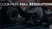 kamera nikon canon