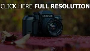 yashica linse contax 167mt kamera