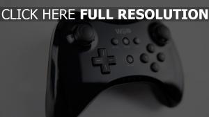 joystick controller wii