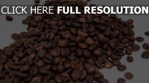 kaffeebohnen kaffee viel