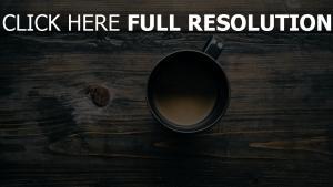 kaffee tasse tisch brett
