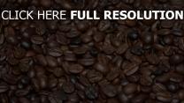 kaffee kaffeebohnen geröstet