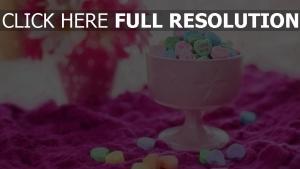 süßigkeiten herzen zuckersachen