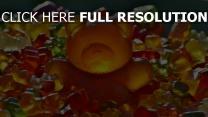 süßigkeiten bonbons gummibären