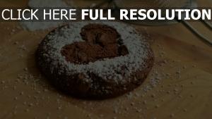 kekse puderzucker sieb backen