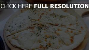 käse küche italienisch gorgonzola pizza