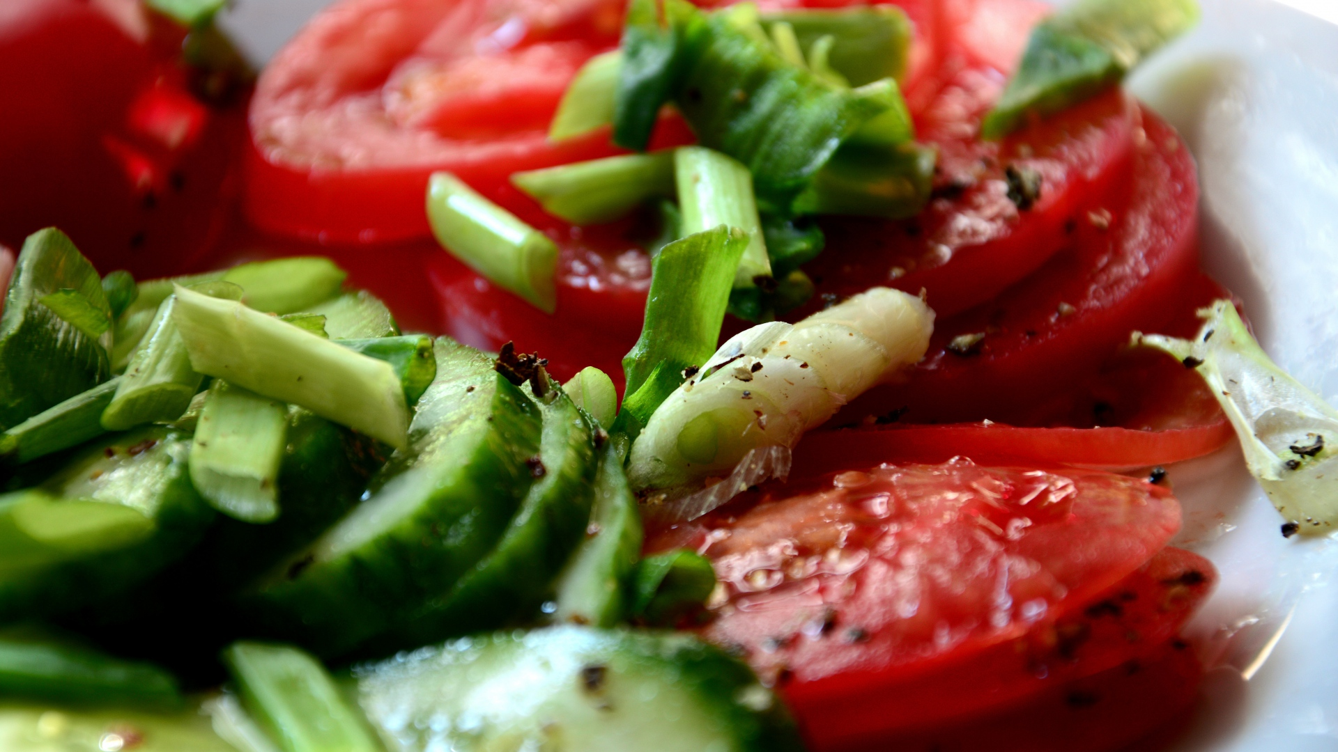 hd hintergrundbilder kr uter gurken butter salat tomaten desktop hintergrund. Black Bedroom Furniture Sets. Home Design Ideas